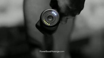 PowerBoost Massager TV Spot, 'Game Changer' - Thumbnail 6