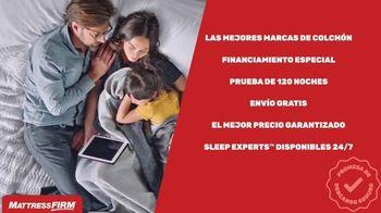 Mattress Firm TV Spot, 'Tempur-Pedic: hasta $500 dólares' [Spanish] - Thumbnail 2