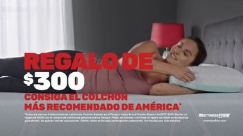 Mattress Firm TV Spot, 'Tempur-Pedic: hasta $500 dólares' [Spanish] - Thumbnail 5