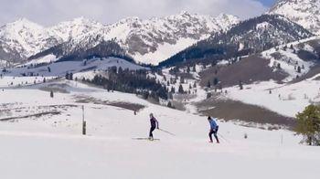 Visit Idaho TV Spot, 'Sun Valley: So Many Trails, So Few Humans: Skiing'