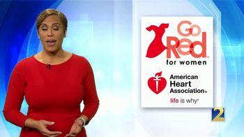 American Heart Association TV Spot, 'ABC 2 Atlanta: Go Red: Focus On Your Health' - Thumbnail 4