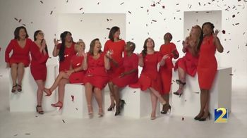 American Heart Association TV Spot, 'ABC 2 Atlanta: Go Red: Focus On Your Health' - Thumbnail 7