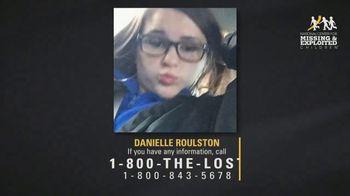 National Center for Missing & Exploited Children TV Spot, 'Danielle Roulston' - Thumbnail 4