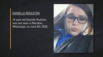 National Center for Missing & Exploited Children TV Spot, 'Danielle Roulston' - Thumbnail 1