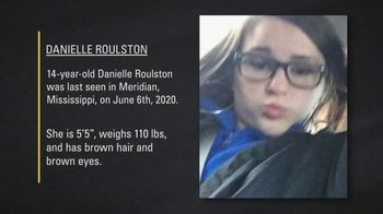 National Center for Missing & Exploited Children TV Spot, 'Danielle Roulston' - Thumbnail 3