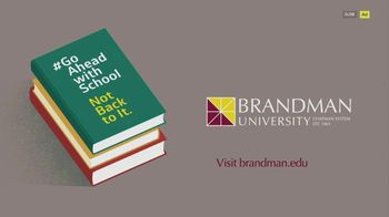 Brandman University MyPath TV Spot, 'Online Learning Your Way' - Thumbnail 9