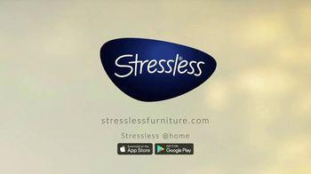 Ekornes Stressless TV Spot, 'Upgrade Your Down Time' - Thumbnail 9
