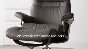 Ekornes Stressless TV Spot, 'Upgrade Your Down Time' - Thumbnail 5
