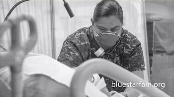 Blue Star Families TV Spot, 'Troops Fight the Pandemic' - Thumbnail 4