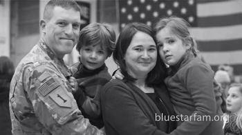 Blue Star Families TV Spot, 'Troops Fight the Pandemic'