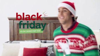 Ashley HomeStore Black Friday Mattress Sale TV Spot, 'Any Size for a Twin' - Thumbnail 2