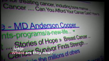 MD Anderson Cancer Center TV Spot, 'How Are They Now: Darlinda's Survivor Story' - Thumbnail 3