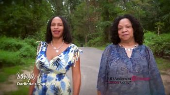 MD Anderson Cancer Center TV Spot, 'How Are They Now: Darlinda's Survivor Story' - Thumbnail 5