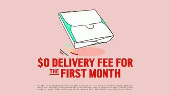 DoorDash TV Spot, 'French Fry: $0 Delivery Fee for the First Month' - Thumbnail 10