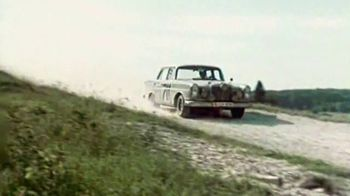 Mercedes-Benz TV Spot, 'Courage' [T1]