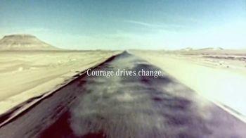 Mercedes-Benz TV Spot, 'Courage' [T1] - Thumbnail 9