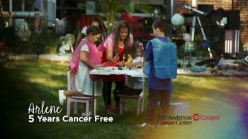 MD Anderson Cancer Center TV Spot, 'How Are They Now: Arlene' - Thumbnail 6