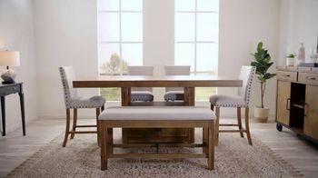 Bob's Discount Furniture TV Spot, 'Juego de comedor Sonoma' [Spanish]