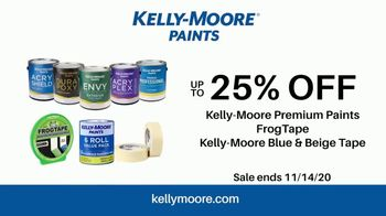 Kelly-Moore Paints TV Spot, 'The Essential Color Set and 25% Off Paints and Tapes' - Thumbnail 10