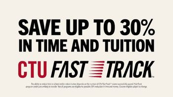 Colorado Technical University Fast Track TV Spot, 'Learn New Skills' - Thumbnail 7