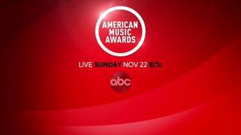 Comcast/XFINITY TV Spot, 'ABC: 2020 American Music Awards' - Thumbnail 7