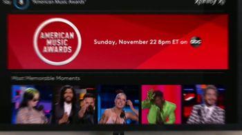 Comcast/XFINITY TV Spot, 'ABC: 2020 American Music Awards' - Thumbnail 8
