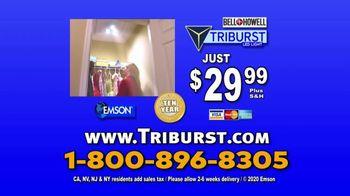 Triburst LED Light TV Spot, 'Crazy Bright: Ten-Year Guarantee' - Thumbnail 10