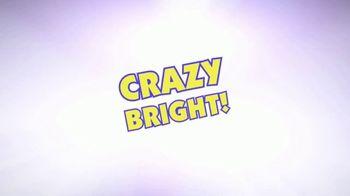 Triburst LED Light TV Spot, 'Crazy Bright: Ten-Year Guarantee' - Thumbnail 3