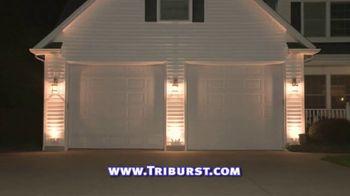 Triburst LED Light TV Spot, 'Crazy Bright: Ten-Year Guarantee' - Thumbnail 4