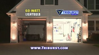 Triburst LED Light TV Spot, 'Crazy Bright: Ten-Year Guarantee'