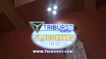 Triburst LED Light TV Spot, 'Crazy Bright: Ten-Year Guarantee' - Thumbnail 6