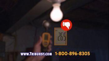 Triburst LED Light TV Spot, 'Crazy Bright: Ten-Year Guarantee' - Thumbnail 7