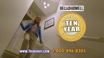 Triburst LED Light TV Spot, 'Crazy Bright: Ten-Year Guarantee' - Thumbnail 9