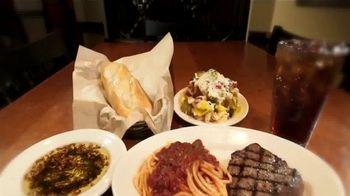 Johnny Carino's Italian Top Sirloin Steak Meal TV Spot, 'Thanksgiving Day' - Thumbnail 6