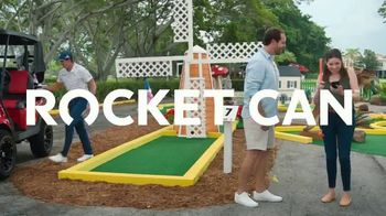 Rocket Mortgage TV Spot, 'Play Through' Featuring Rickie Fowler - Thumbnail 9