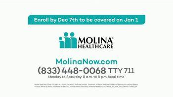 Molina Healthcare Medicare Choice Care TV Spot, 'Open Enrollment: Shop Around' - Thumbnail 9