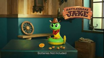Rattlesnake Jake and Johnny the Skull TV Spot, 'Go for the Gold' - Thumbnail 6