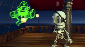 Rattlesnake Jake and Johnny the Skull TV Spot, 'Go for the Gold' - Thumbnail 7
