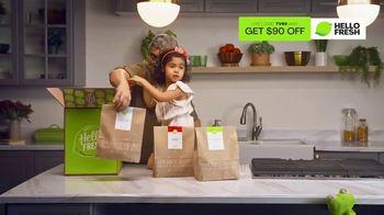 HelloFresh Black Friday Sale TV Spot, 'Monica, Matt and Olive' - Thumbnail 3