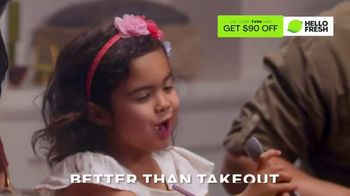 HelloFresh Black Friday Sale TV Spot, 'Monica, Matt and Olive' - Thumbnail 8