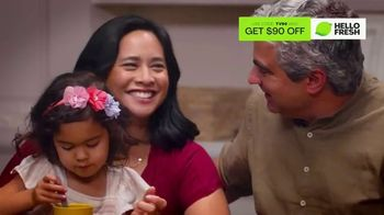 HelloFresh Black Friday Sale TV Spot, 'Monica, Matt and Olive' - Thumbnail 9