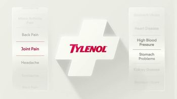 Tylenol Extra Strength TV Spot, 'Joint Pain and High Blood Pressure: Yoga Ball' - Thumbnail 2