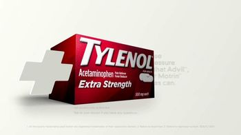 Tylenol Extra Strength TV Spot, 'Joint Pain and High Blood Pressure: Yoga Ball' - Thumbnail 6