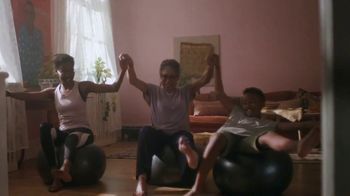 Tylenol Extra Strength TV Spot, 'Joint Pain and High Blood Pressure: Yoga Ball' - Thumbnail 8