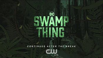 The Real Cost TV Spot, 'Swamp Thing: Scary Monster' - Thumbnail 6