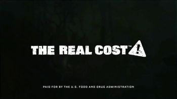 The Real Cost TV Spot, 'Swamp Thing: Scary Monster' - Thumbnail 5