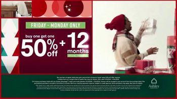 Ashley HomeStore Black Friday 4 Day Sale TV Spot, 'BOGO 50% Off' - Thumbnail 5