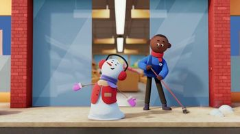 The Kroger Company TV Spot, 'Holiday Season: Snowman'
