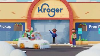 The Kroger Company TV Spot, 'Holiday Season: Snowman' - Thumbnail 8