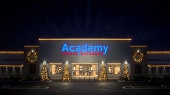 Academy Sports + Outdoors TV Spot, 'The Gift of Fun This Christmas' - Thumbnail 1